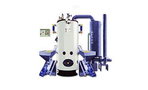 立式生物质蒸汽锅炉-劳士特