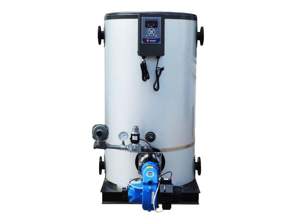 立式式燃油(气)热水锅炉