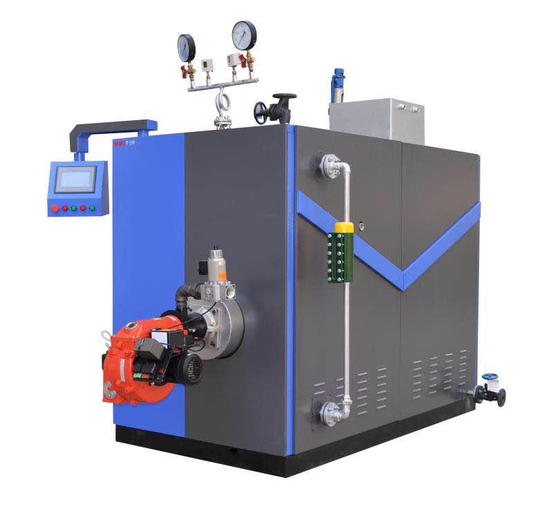 500KG燃油(气)蒸汽发生器