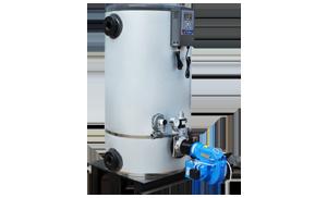 低氮冷凝燃油(气)热水锅炉