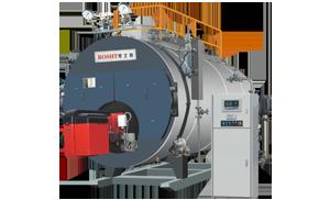 低氮冷凝燃油(气)蒸汽锅炉